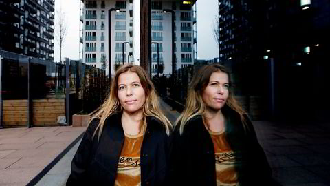 Elisabeth Barrie omtaler tiden i Schibsted som «fantastisk», men er samtidig klar på at det finnes et glasstak som gjør det vanskelig for kvinner å gå til topps i det norske mediekonsernet.