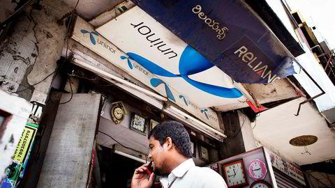 – Telenor har ikke inntekter av betydning i noen av de områdene hvor de tilbyr mobiltjenester i India, sier Naveen Kulkarni.