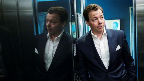 Konsernsjef Lars Sperre i Norske Skog legger mandag morgen frem selskapets resultater for tredje kvartal