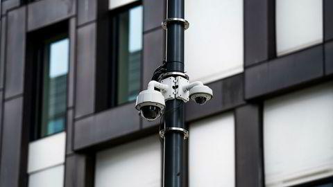 Datatilsynet har fått en rekke kameraer vinklet om og demontert.