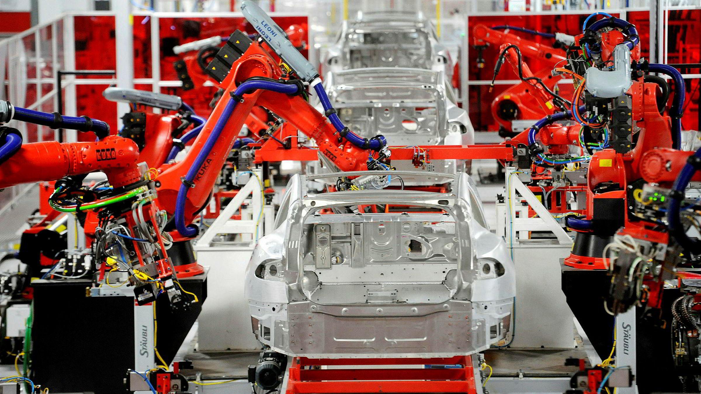 Tesla er ikke bare en billeverandør, de er i batteribransjen, infrastrukturbransjen, og mest av alt, i teknologibransjen.