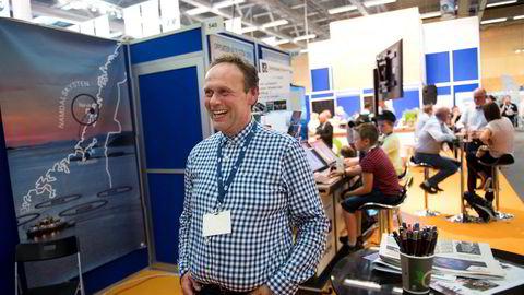 Administrerende direktør Harry Bøe i NTS går av som toppsjef i selskapet, kort tid etter at det slo seg sammen med Frøygruppen.