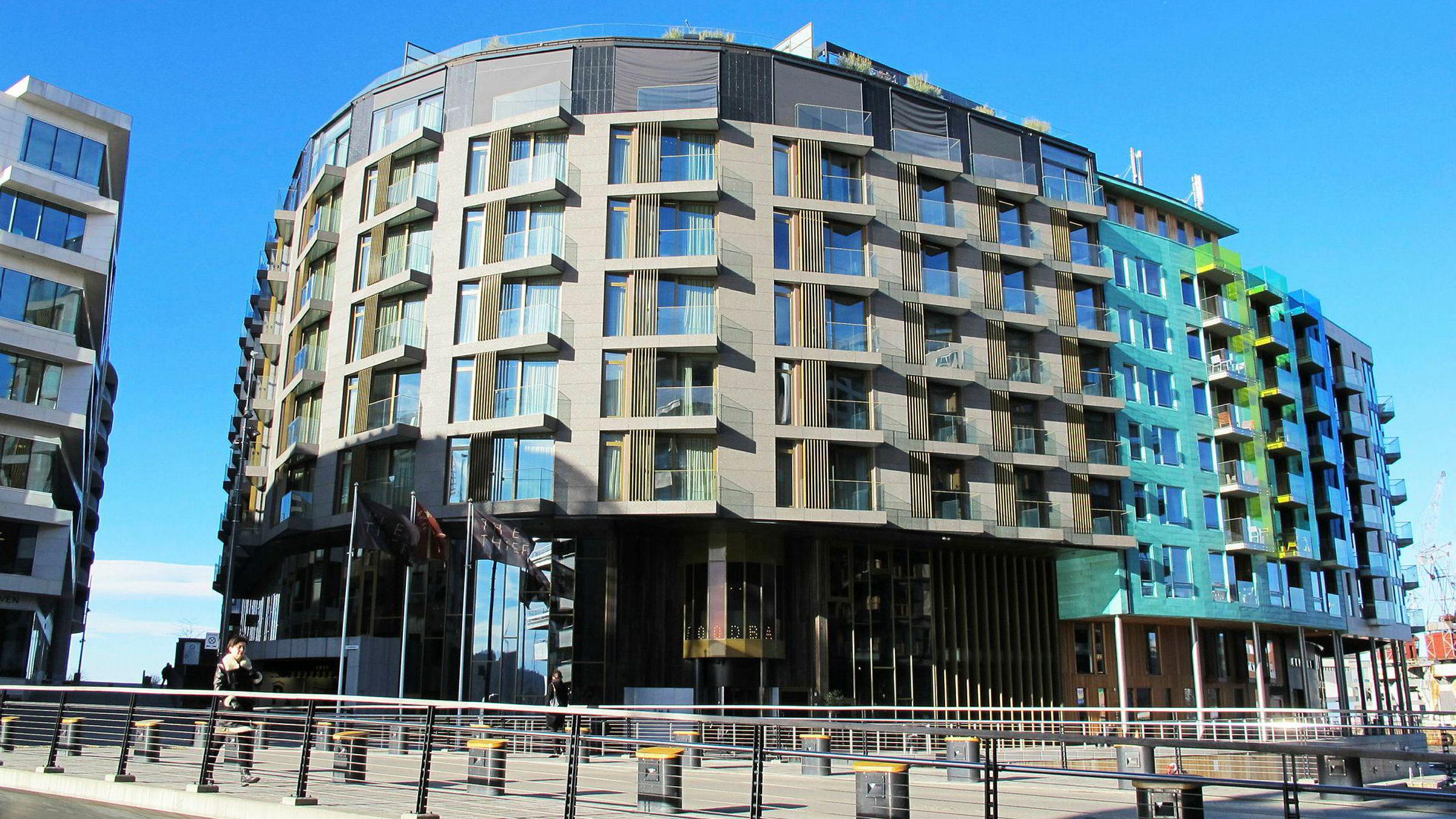 The Thief på Tjuvholmen befester posisjonen som et av Norges beste, men også dyreste, hoteller.