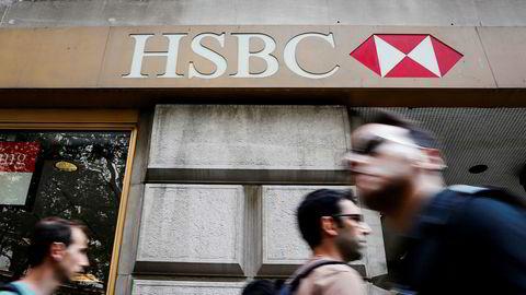 HSBC skal sette i gang en stor snuoperasjon hvor kostnadene skal kuttes med flere titalls milliarder kroner.