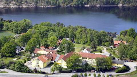 Unicare Bakke utenfor Halden er blant selskapets rehabiliteringssentre.
