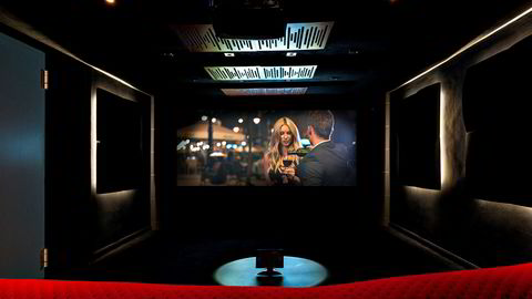Projektorer med Ultra HD oppløsning kan gi full kinoopplevelse hjemme.