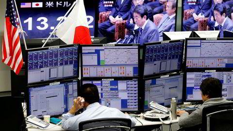 Japansk yen går av med seieren i Goldman Sachs kåring av de tryggeste valutaene.