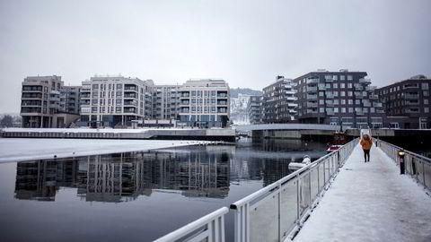 – Det er ny omsetningsrekord for en februar måned å være, sier administrerende direktør Henning Lauridsen i Eiendom Norge i en pressemelding.