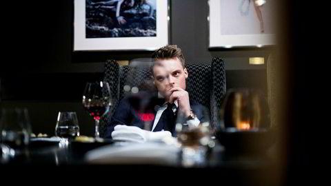Gustav M. Witzøe ble tidligere i år rangert som verdens tredje yngste dollarmilliardær av magasinet Forbes. Han er enearving og god for 11 milliarder kroner gjennom laksegiganten Salmar.
