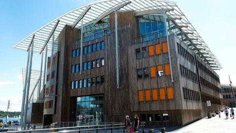 Advokatfirmaet Bahr har kontorer på Tjuvholmen i Oslo og kan igjen se tilbake på et lukrativt fjorår, men ønsker fortsatt å endre driften.