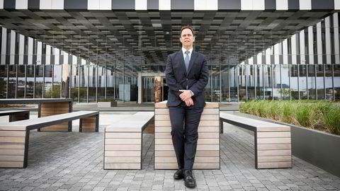 Konsernsjef Luis Araujo i Aker Solutions tror markedet er i ferd med å snu etter tre tøffe år.