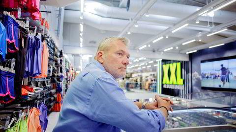 Øivind Tidemandsen har nå solgt nær halvparten av alle aksjene han eier i XXL.