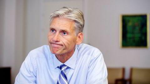 Norske Thomas Borgen var toppsjef i Danske Bank gjennom en årrekke, før han gikk av høsten 2018 etter hvitvaskingsskandalen i banken.