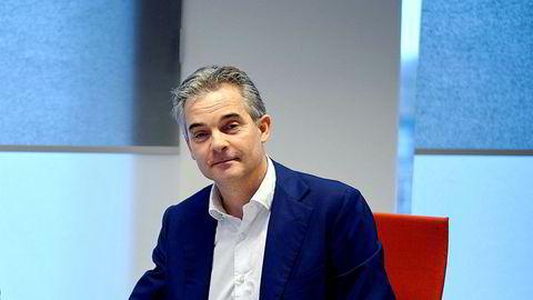 Oceanteam-sjef Haico Halbesma ønsker at selskapet skal flytte til Nederland for å unngå tvangsoppløsning, men har ikke penger til å gjennomføre fluktplanen.