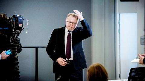 Som Statoil-sjef var Equinor-sjef Eldar Sætre den best betalte av alle toppsjefene der staten er på eiersiden.