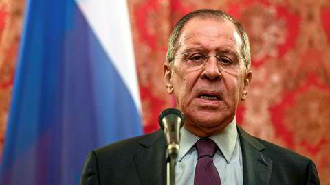 Russlands utenriksminister Sergei Lavrov har lovet å sette seg inn i saken til spionasjesiktede Frode Berg.