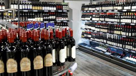 Ved utgangen av 2017 vil Vinmonopolet ha totalt 333 butikker mot 2015 i dag.