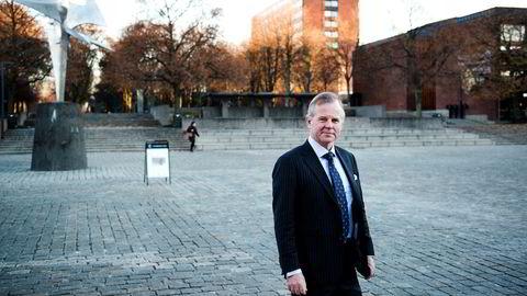 Ole Petter Ottersen, påtroppende rektor ved Karolinska institutet.