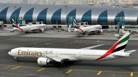 Får Emirates-president Tim Clark det som han vil, vil alle fremtidige fly prydet med Emirates' sin logo være uten vinduer.