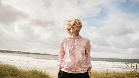 Irene Rummelhoff, Equinors konserndirektør for nye energiløsninger, sier selskapet går inn i et modent og avansert solenergiprosjekt.