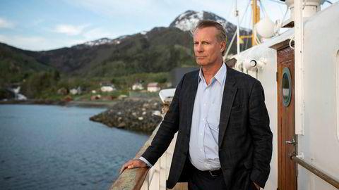 Industri- og finansmannen Johan H. Andresen jr. og hans Ferd er én av investorene i Momentum II.