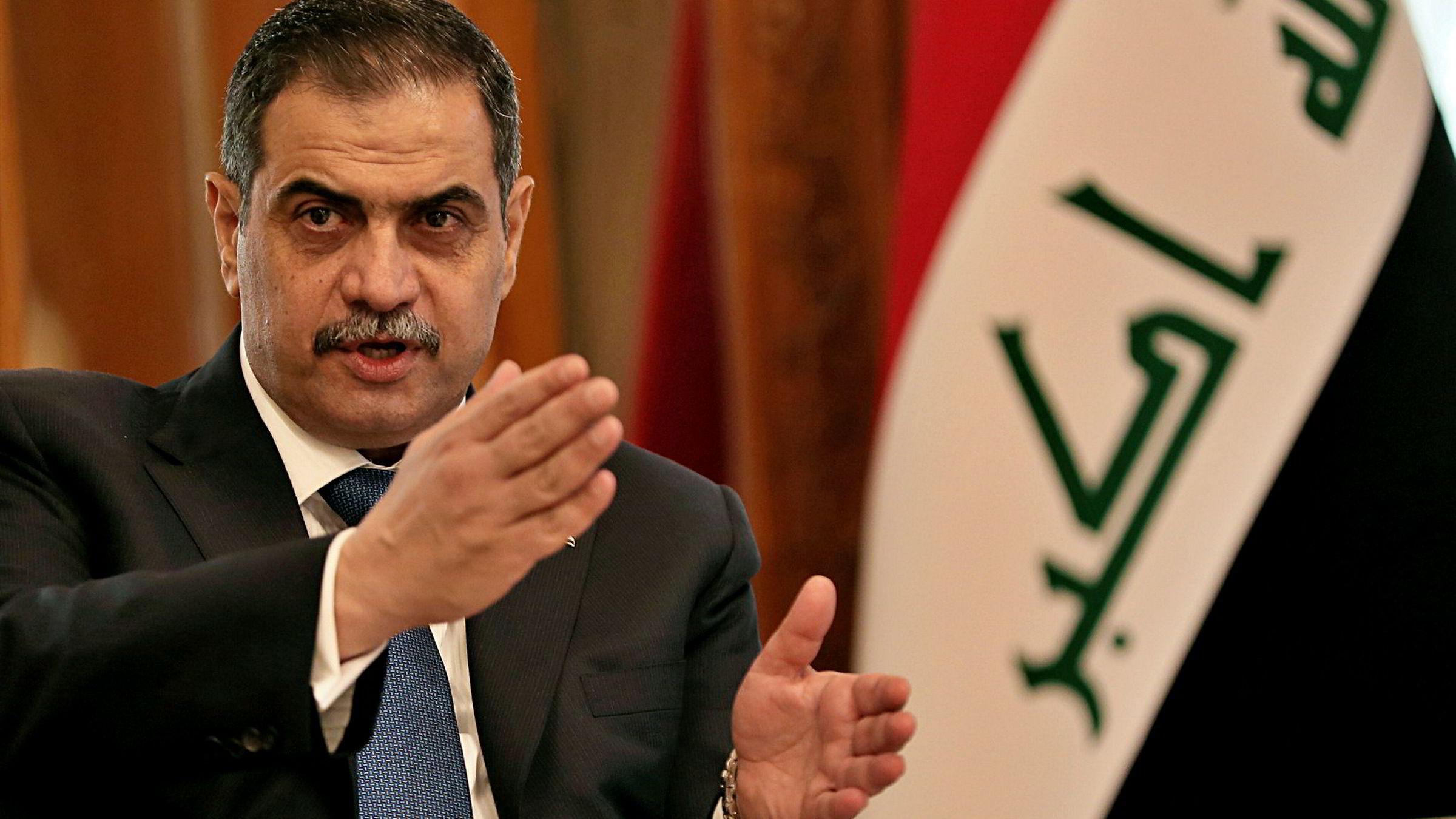 Iraks forsvarsminister Najah al-Shammari har levd et dobbeltliv. I Sverige har han hatt et annet navn og mottatt trygdepenger.