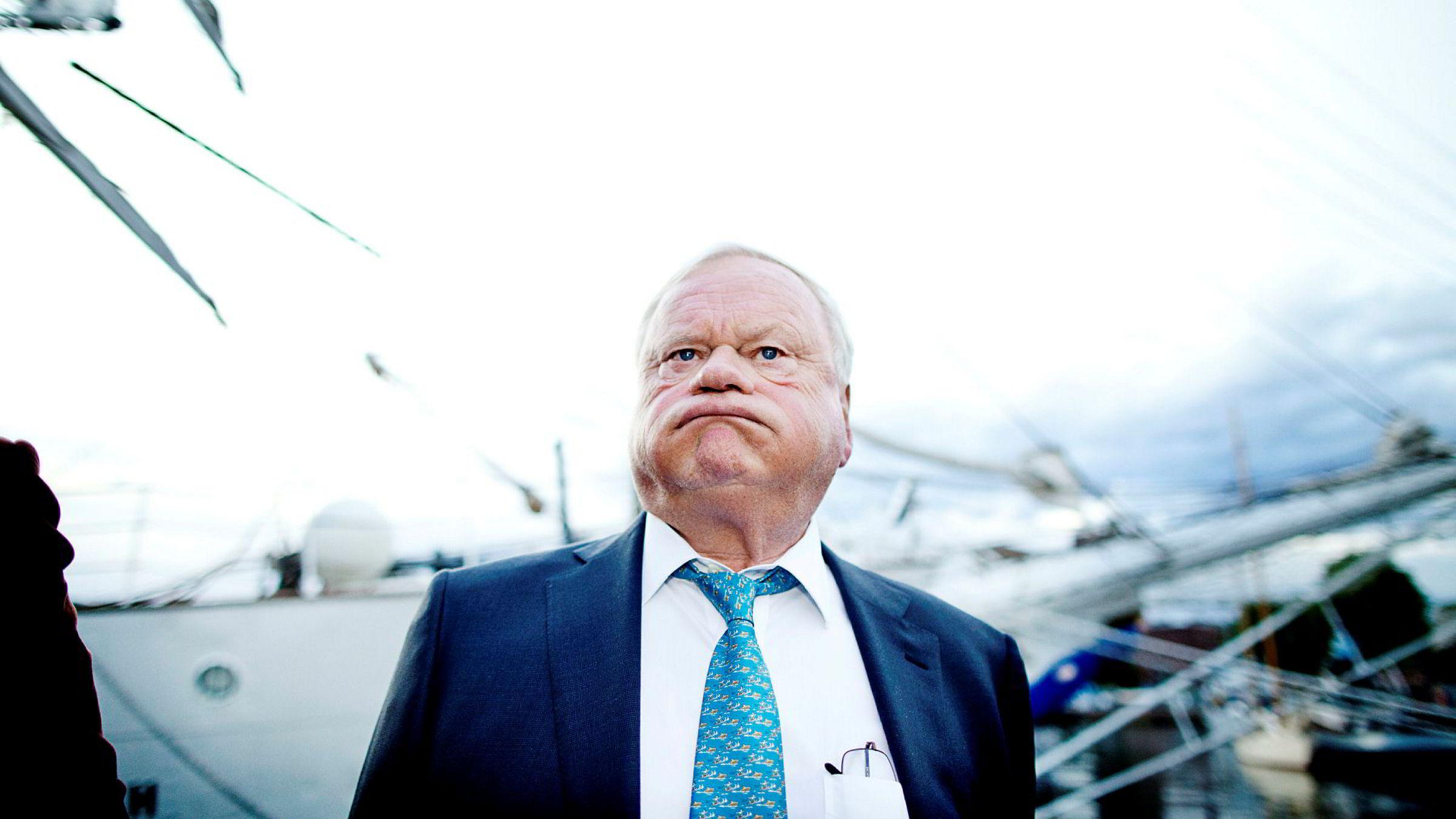 John Fredriksen kjøper seg opp i Sparebank 1 Nord-Norge.