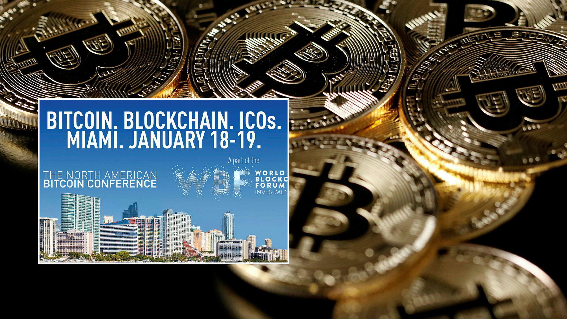 Opphoping av transaksjoner forhindrer en gigantisk bitcoin-konferanse i Miami i å ta betalt i kryptovaluta.