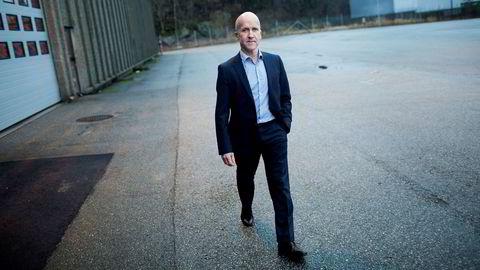 – Det er en fra før av svak industri som denne krisen nå treffer, sier Atle Eide, leder i Moreld og partner i oppkjøpsfondet Hitecvision. Her ved selskapets lokaler i Jåttåvågen i Stavanger.