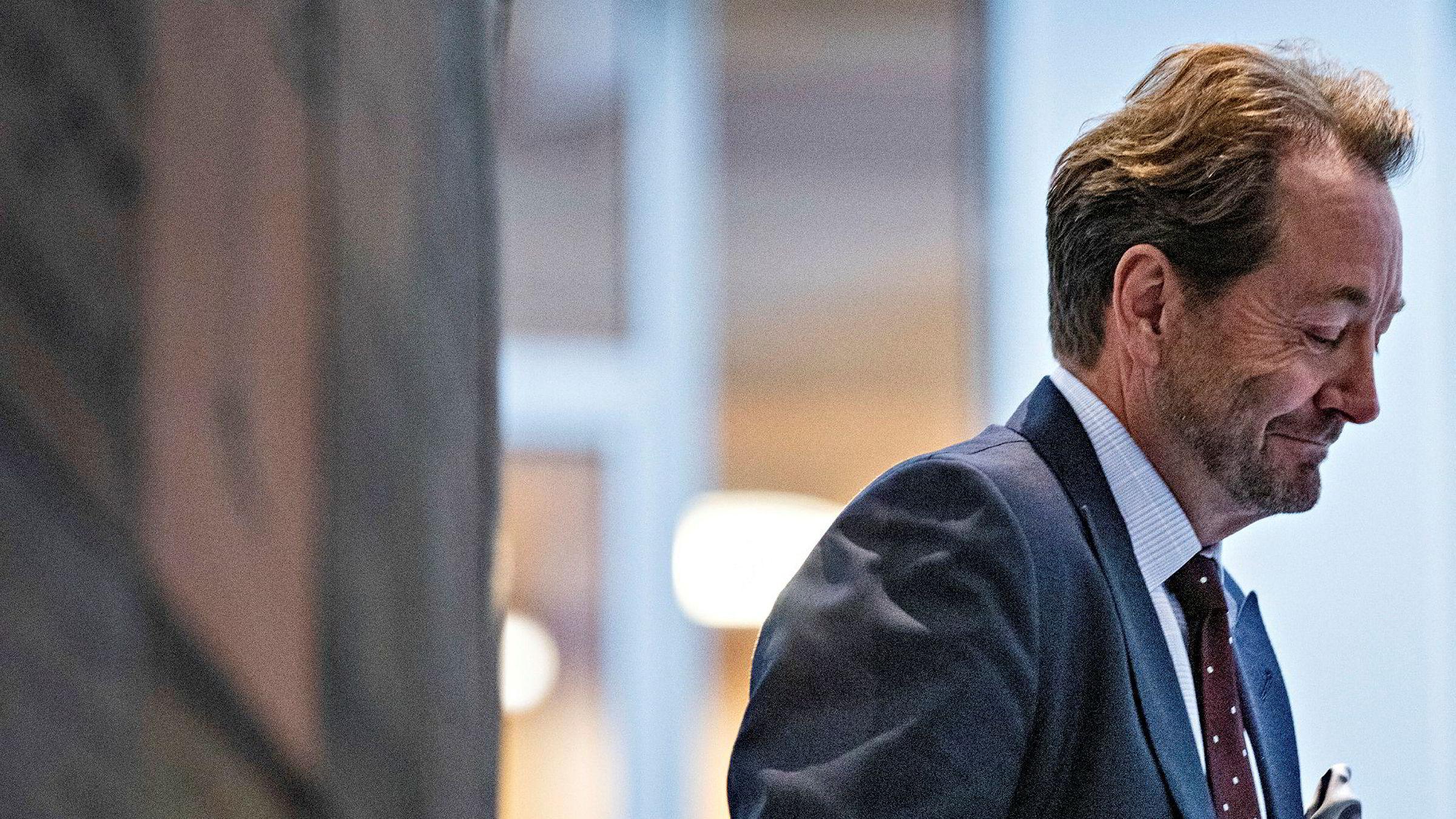 Kjell Inge Røkke gir ikke fra seg førsteplassen. Han topper formuelisten i år som i fjor.