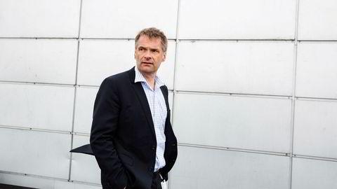 Administrerende direktør Abraham Foss i Telia Norge møter en foreløpig skepsis i Konkurransetilsynet om selskapets mobilkjøp av Phonero.