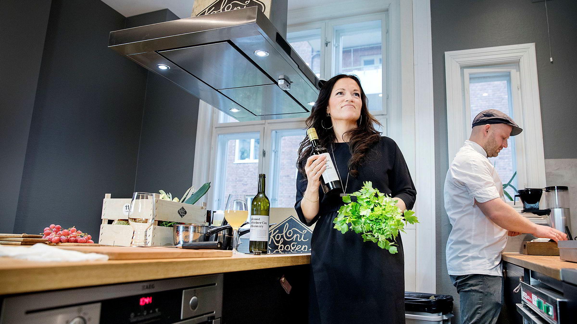Kristina Finne og Kolonihagen skal vinne Rema-hyllene med varer i premiumkategorien når den tidligere gründerbedriften for alvor inntar kjeden til våren.