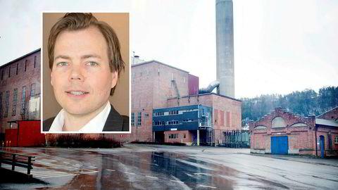 Styret har utnevnt Lars P. S. Sperre (innfelt) som konstituert konsernsjef i Norske Skogindustrier ASA med umiddelbar tiltredelse.