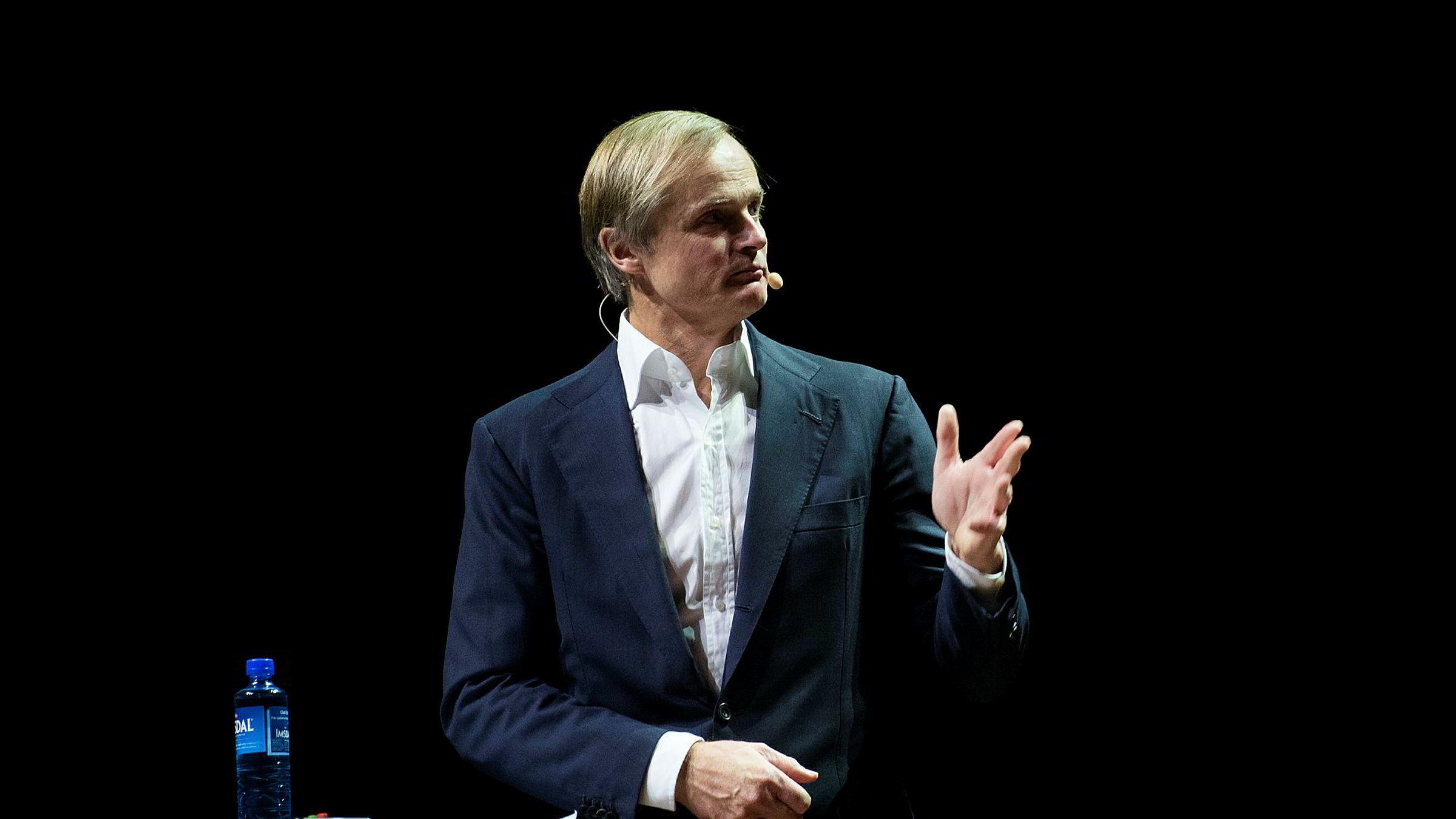 Investor Øystein Stray Spetalen.