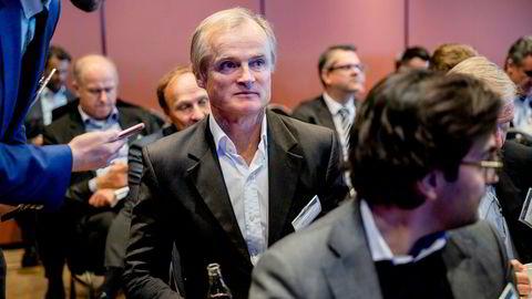 Øystein Stray Spetalen solgte seg helt ut av Self Storage Group forrige uke og kunne innkassere en pen gevinst.
