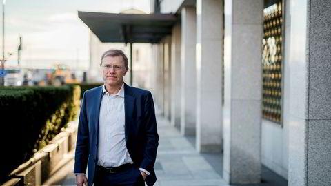 Peter Hermanrud, Sjefstrateg i Sparebank 1 Markets. Foto: Fartein Rudjord ---