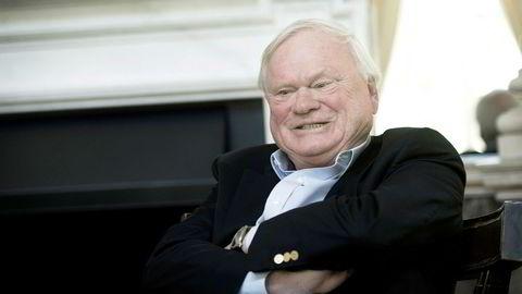 John Fredriksen er største aksjonær i riggselskapet Seadrill.