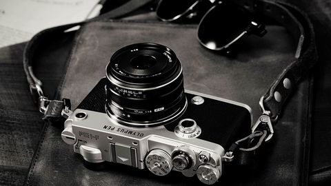 Olympus PEN-F er årets kamera, ifølge Lyd og Bilde.