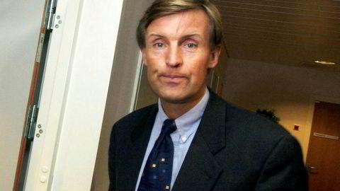 Aksjeinvestor Øyvin Anders Brøymer har de siste to årene fått et resultat før skatt på 359 millioner kroner. Bildet er fra 2001.