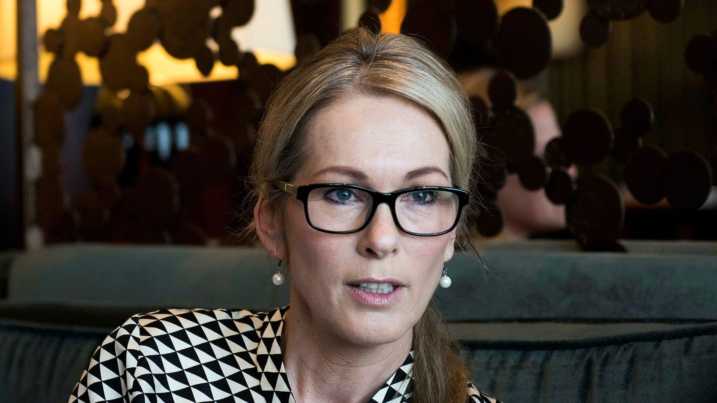 Administrerende direktør i Innovasjon Norge Anita Krohn Traaseth.