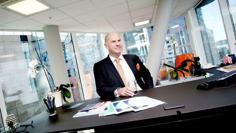 Sjef i Protector Forsikring, Sverre Bjerkeli, beklager situasjonen selskapet har vært i og innrømmer at han ikke har fulgt opp situasjonen godt nok.