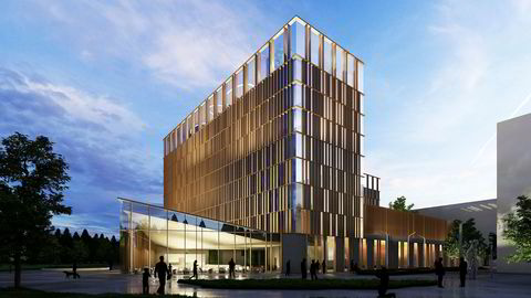 Marawell Hotel Oslo Airport City åpner med 410 rom ved Gardermoen høsten 2022 og blir det første hotellet i den nye livsstilskjeden deleiet av Kjell Inge Røkkes Aker.