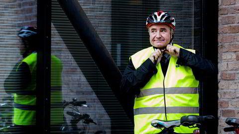 Styreleder og storaksjonær Christen Sveaas i Norske Skog slår fast at konkurs fortsatt er et realistisk alternativ dersom man ikke snart får på plass en refinansiering av selskapet.