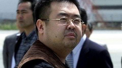 Kim Jong-nam ble drept. Nå er det funnet nervegift på ansiktet hans.