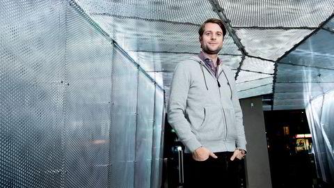 Svenske Klarnas toppsjef, Sebastian Siemiatkowski, sier han ikke er bekymret for underskuddene i selskapet.