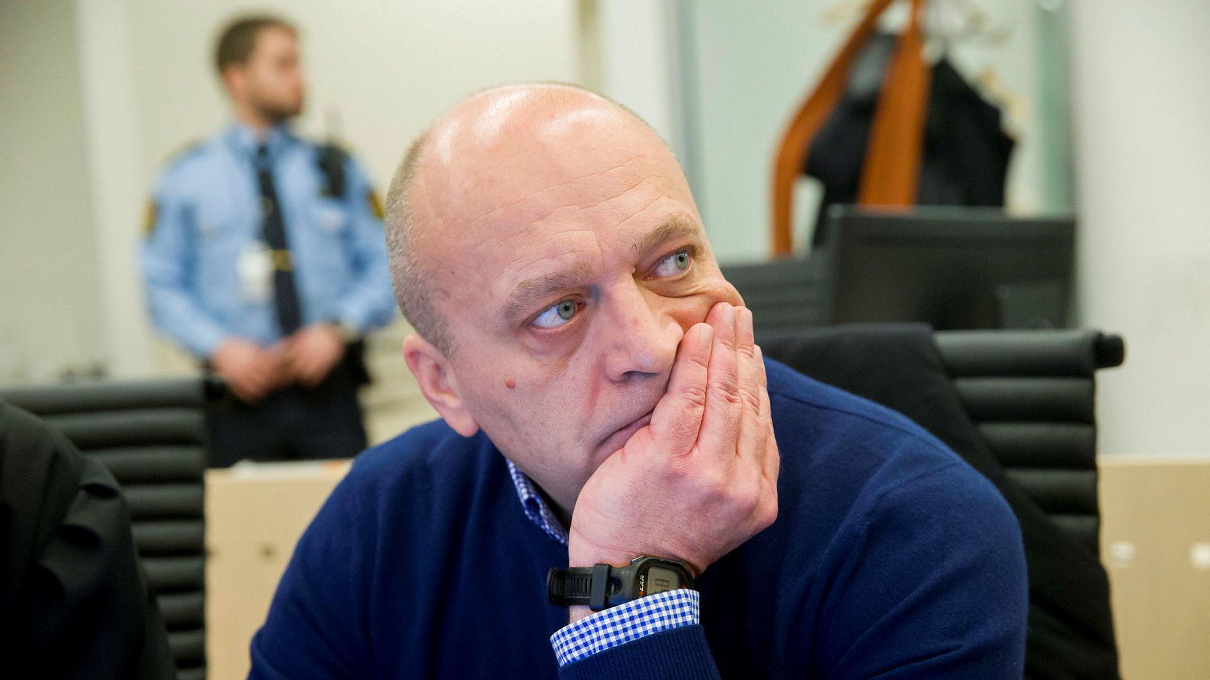 Narkotikatiltalte Gjermund Cappelen (bilde) hevder at den tidligere polititoppen Eirik Jensen fikk betaling for å beskytte ham og hans narkotikatrafikk.