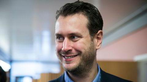 Frps finanspolitiske talsperson Helge André Njåstad. Foto: Heiko Junge / NTB scanpix