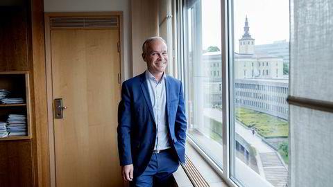 - Vi må lære hele livet, sier kunnskaps- og integreringsminister Jan Tore Sanner (H).