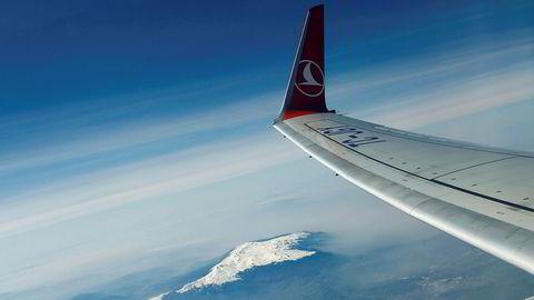 Turkish Airlines vil låne ut bærbare pc-er.