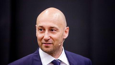 Helge Andre Martinsen analytiker olje i DNB Markets.